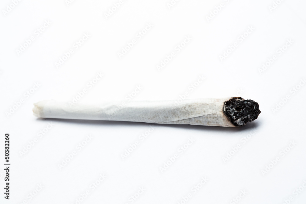 Fototapety, obrazy: Burning joint