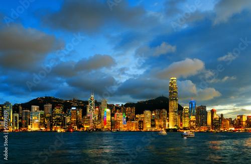 Poster Oceanië Hong Kong