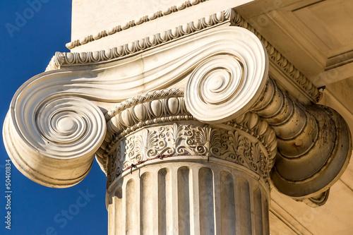 Obraz na płótnie Ionic Column