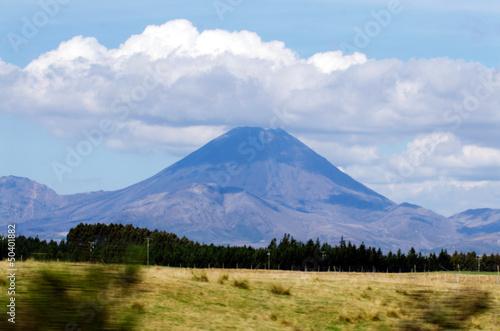 Photo  Mt. Ngauruhoe
