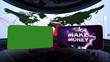 Make Money, Loop - Green Screen and Alpha Channel - HD1080