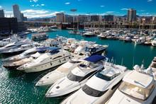 Yachts In Port Forum. Barcelona