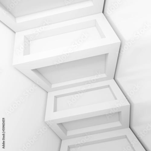 Plakat Geometryczny projekt