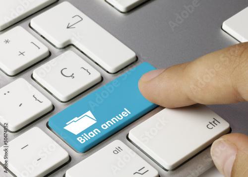 Bilan annuel clavier doigt