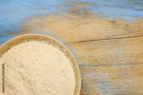 Poster Baobab baobab fruit powder