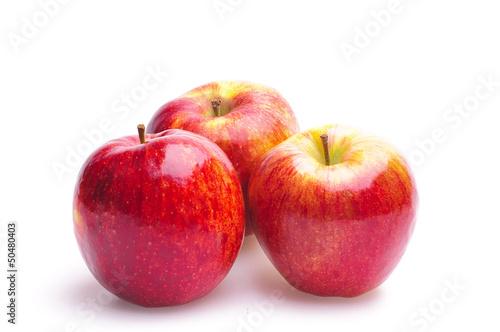 Fototapeta Soczyste Jabłka obraz