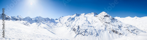 Panoramic Mountain View #50524448