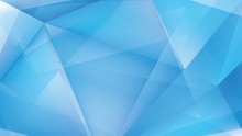 Abstract Ice Light Blue Backgr...