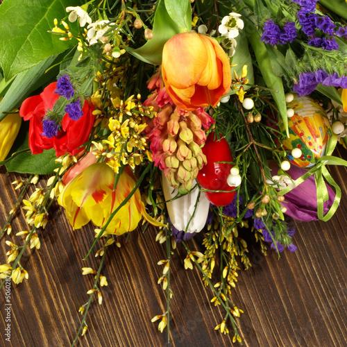 Fototapety, obrazy: Blumenstrauß