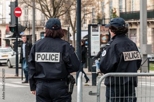 Fotografía  Femmes policières