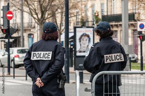 Photo  Femmes policières