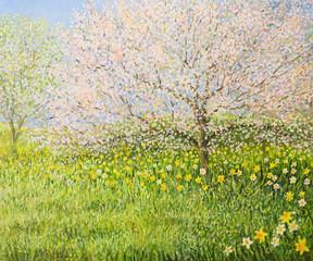 Fototapeta Springtime Impression