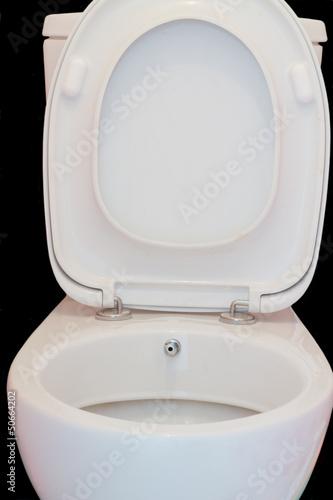 Miraculous Union Bidet Toilet On A Black Background Kaufen Sie Dieses Ibusinesslaw Wood Chair Design Ideas Ibusinesslaworg