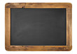 Leinwandbild Motiv Vintage Chalkboard