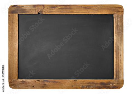 Fotografie, Obraz Vintage Chalkboard