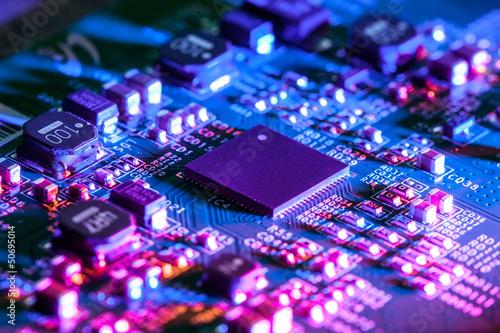 Fotografía  Circuit Board