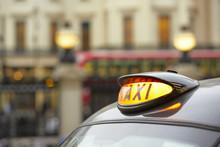 Taxi Car In London