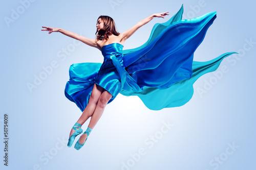 Fotografie, Tablou  Ballet Dancer