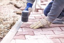 Paver Bricks Settings By Rubbe...