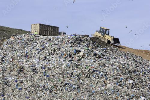 Vertedero de basuras