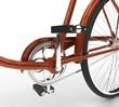 Bicycle closeup - pedals