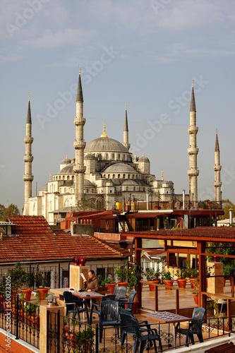 Obraz na płótnie Hagia Sophia, Istambul