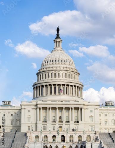 Ingelijste posters Centraal-Amerika Landen Congress, Capitol Hill
