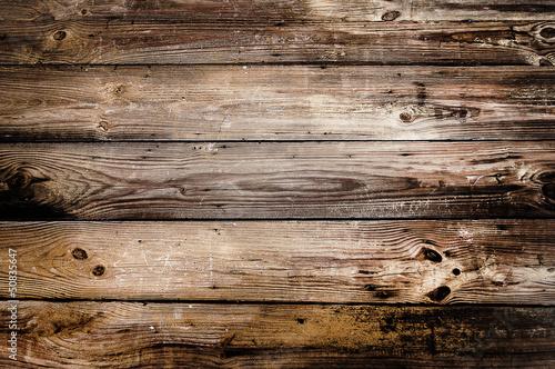 Fotomural Drewniane tło