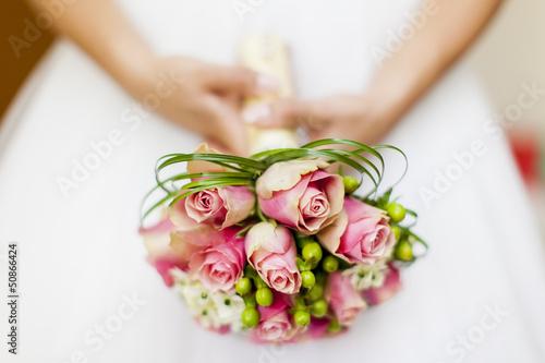Bride Fototapete