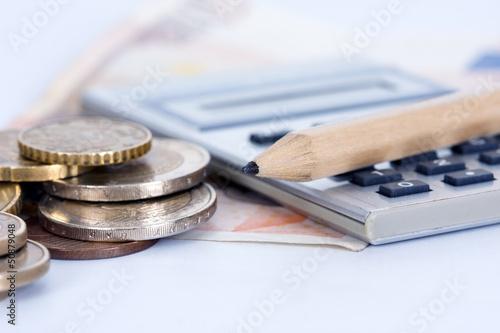 Fotografía  contabilidad