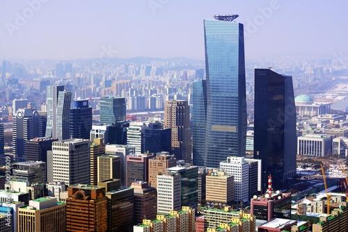 Photo sur Aluminium Seoul City of Seoul Korea