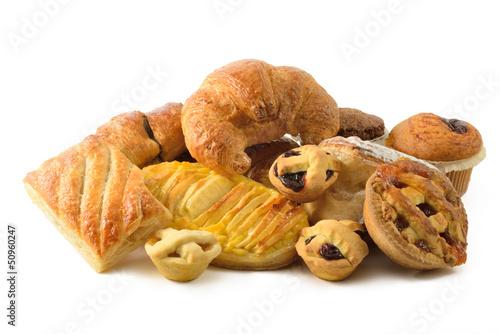 Fotografie, Obraz  Pastries