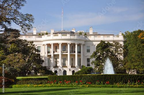 Fototapeta The White House, Washington DC, USA obraz