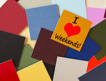 I Love Weekends! For Business,...