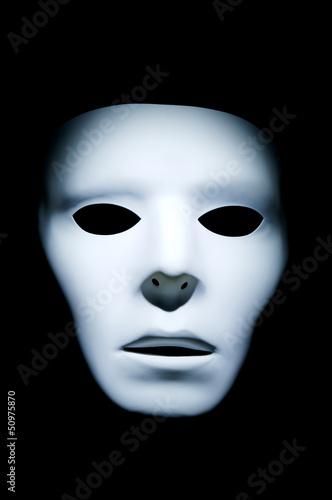 Fotografie, Obraz  Haunted Face