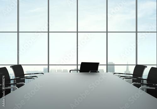 Fototapety, obrazy: office interior
