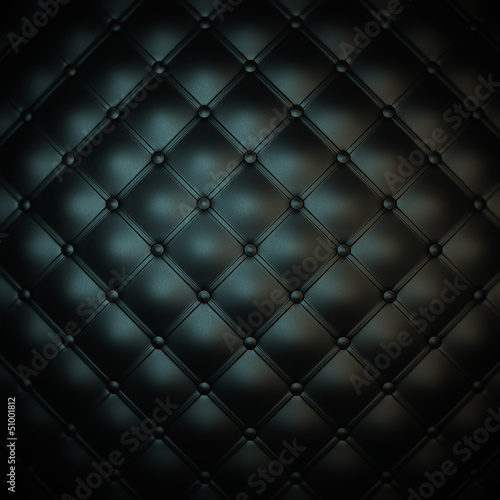 Wall Murals Leder black leather