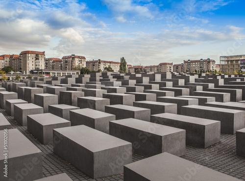 Poster Berlin Holocaust Gedenkstätte Berlin