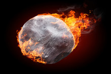 Objects On Fire