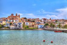 Galaxidi Town, Greece