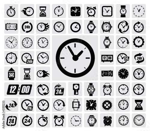 Photo  clocks icon