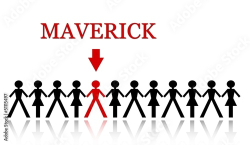 Photo maverick
