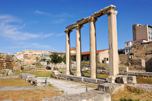 Remains Of The Ancient Roman A...