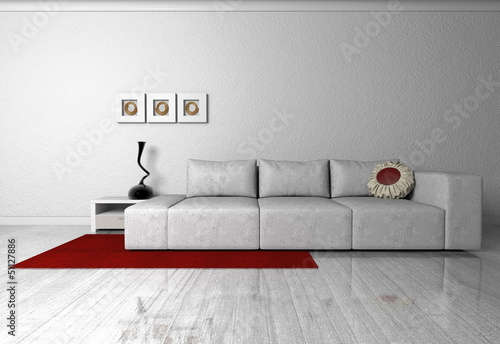 Wohndesign Sofa Weiss Buy This Stock Illustration And Explore