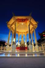 Juytuay Shrine At Phuket, Thailand