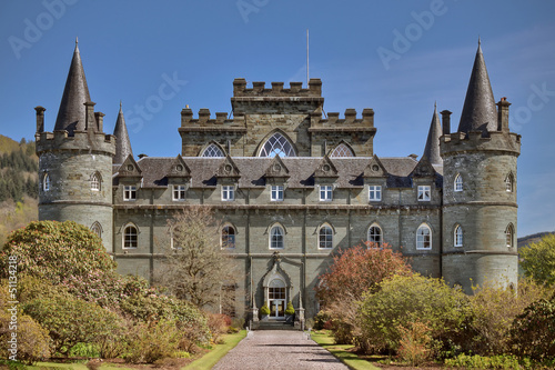 Photo Inveraray Castle