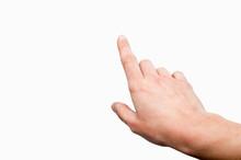 Dedo Mano Tactil