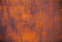 Old Rusty Metal Surface