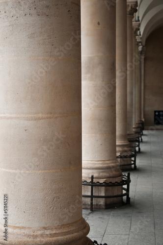 Fotografia colonnes