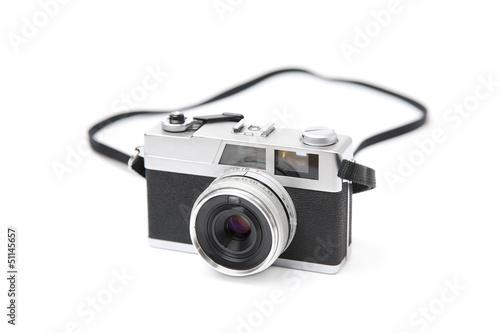 Photo retro camera